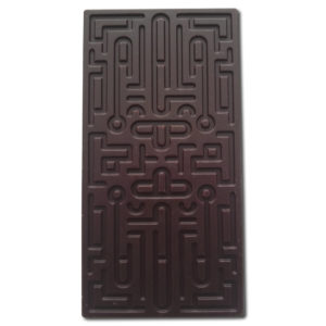 Ajala Chocolate Coconut & Pineapple 53% vegaaninen kookossuklaa