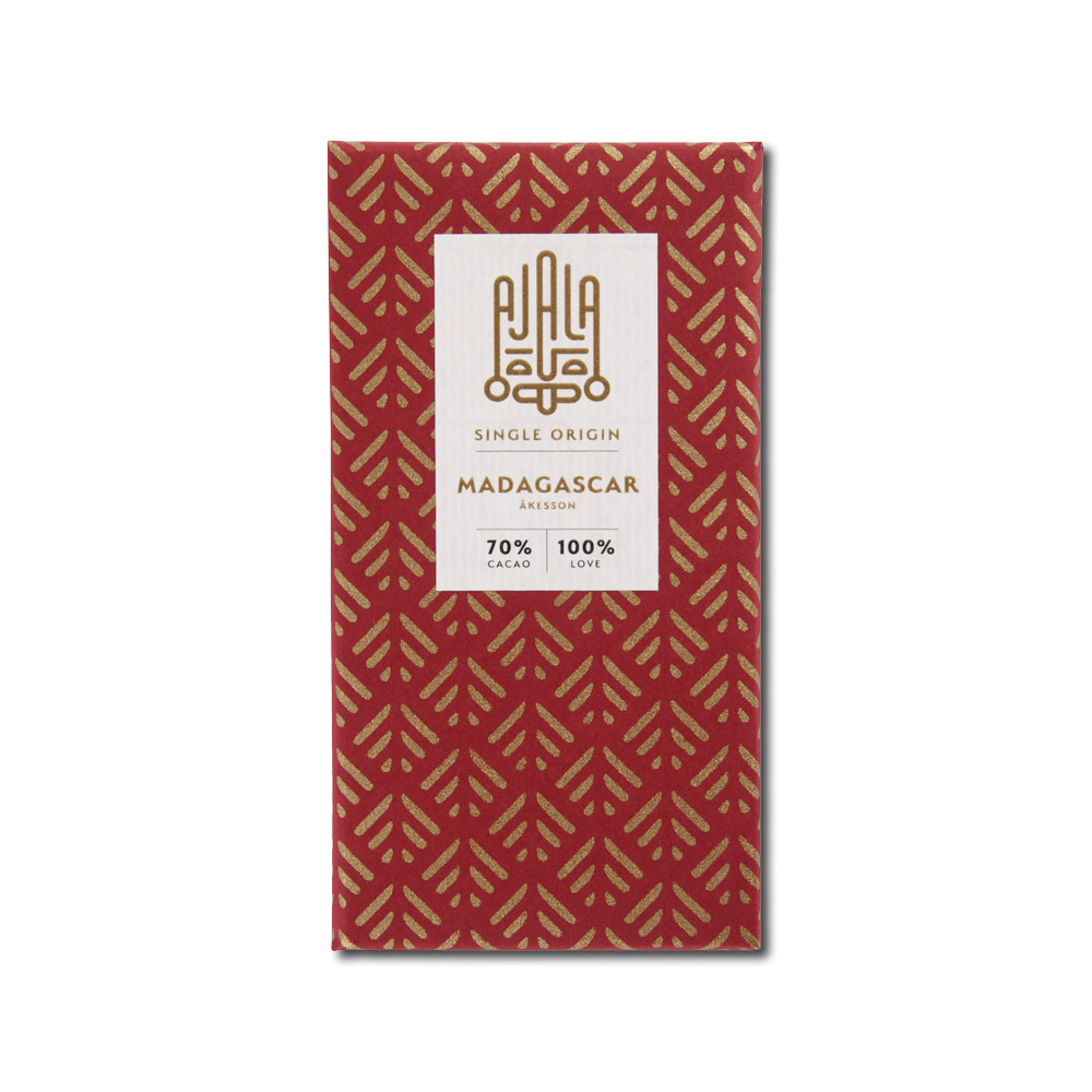 Ajala Chocolate Madagascar Åkesson 70%