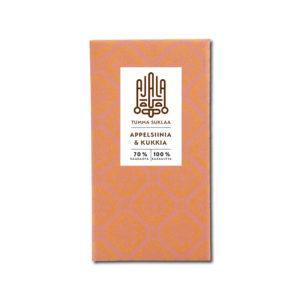 Ajala Chocolate Appelsiinia & Kukkia 70% tumma suklaa suklaa