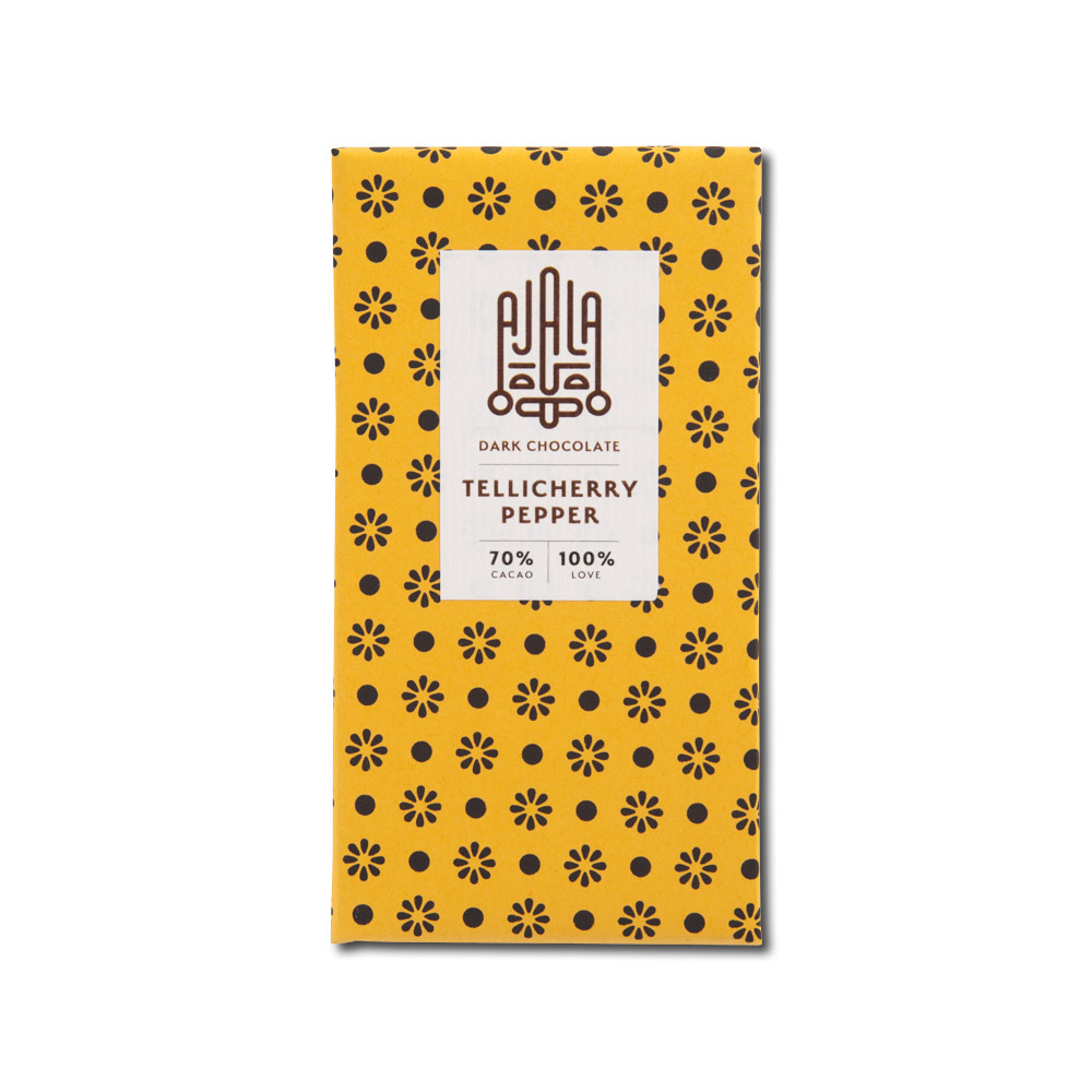 Ajala Chocolate Tellicherry Pepper 70%