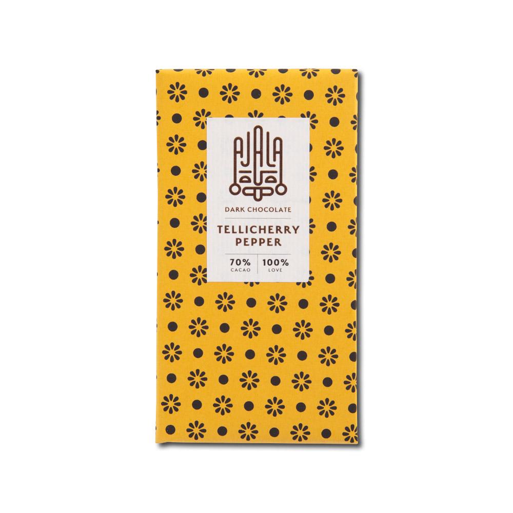 Ajala Chocolate Tellicherry Pepper 70%