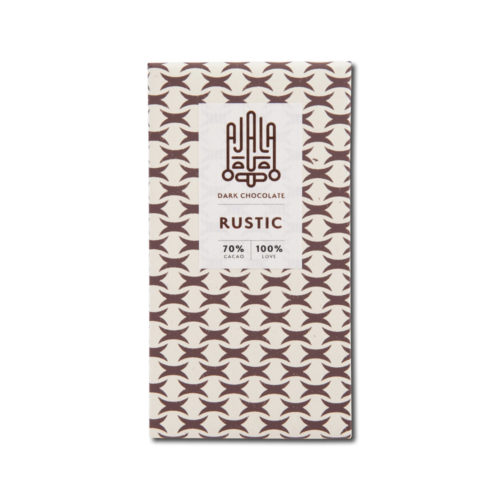 Ajala Chocolate Rustic 70%