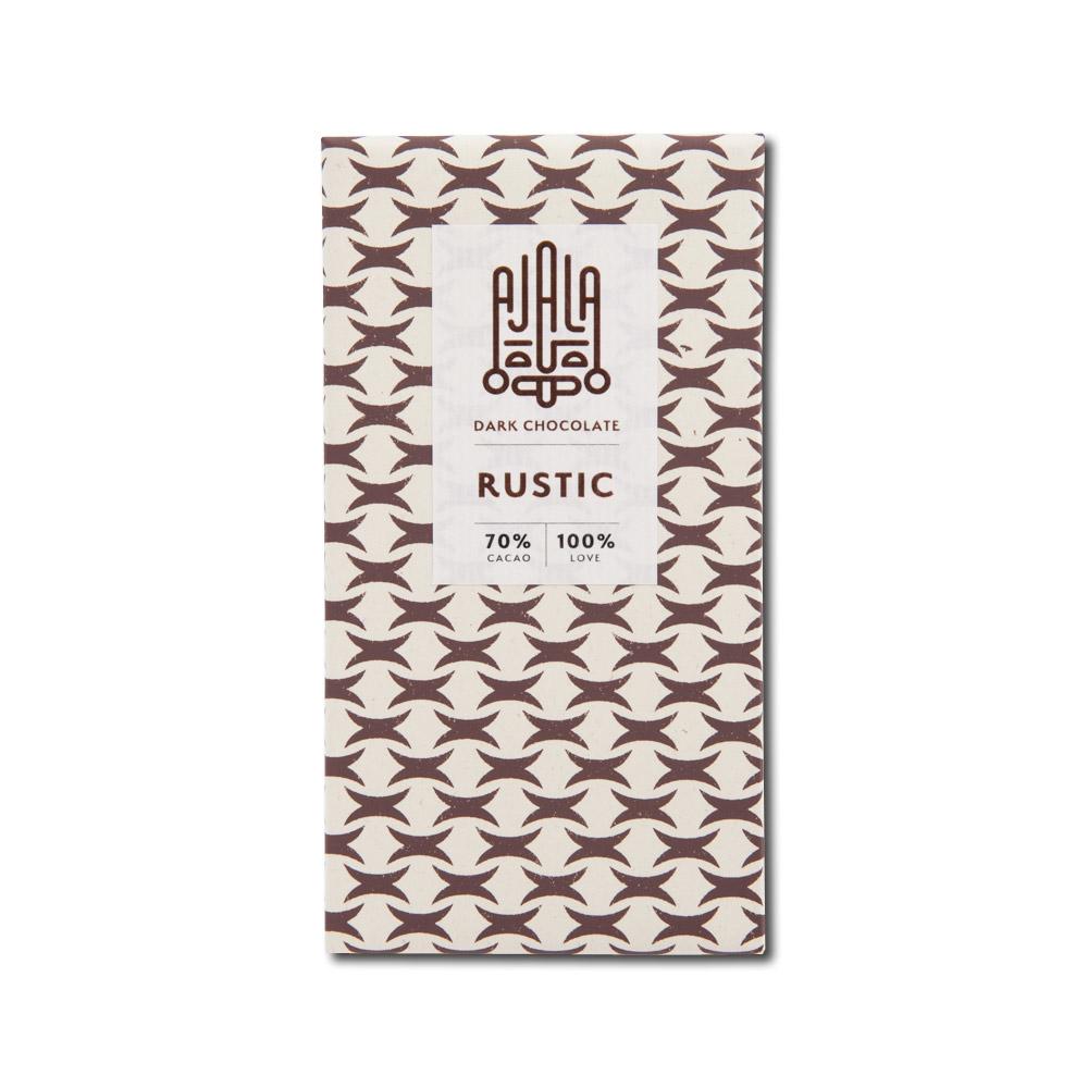 Ajala Chocolate Rustic 70%