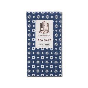 Ajala Chocolate Sea Salt 70% tumma suklaa