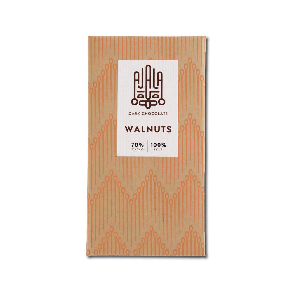Ajala Chocolate Walnuts 70%