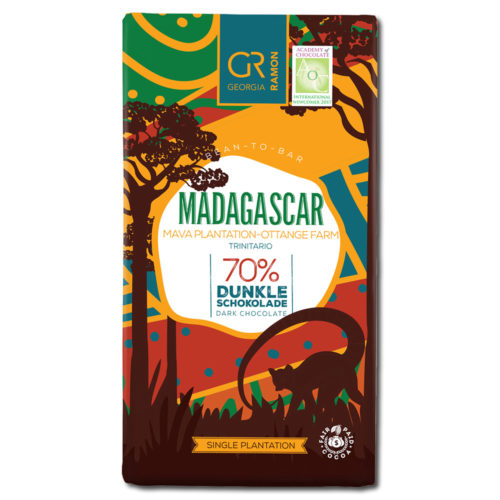 Georgia Ramon Madagascar 70%