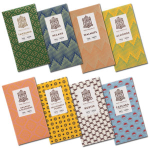 5 x Ajala Chocolate – Sinä valitset levyt