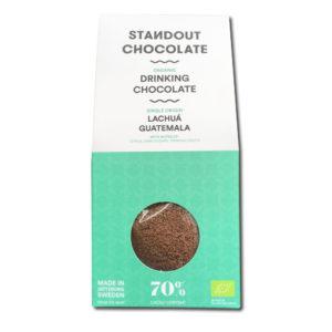 Standout Chocolate Guatemala Lachuá 70% kaakaojuomahiutale kaakaojuomahiutale