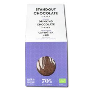 Standout Chocolate Haiti Cap-Haïtien 70% kaakaojuomahiutale