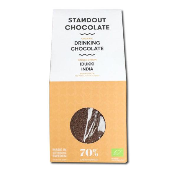 Standout Chocolate India Idukki 70% kaakaojuomahiutale