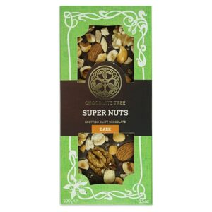 Chocolate Tree Supernuts 70% tumma suklaa (100g)